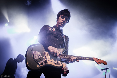 stilpix - Johnny Marr. The Olympia Theatre, Dublin. 19 Oct 2015.