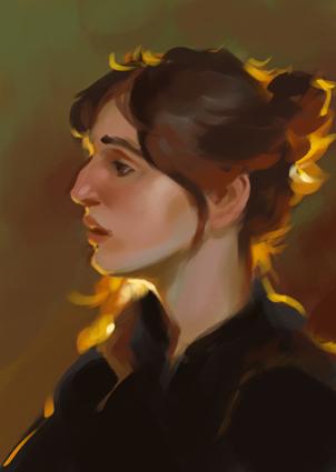 Kateryna Voron - Study