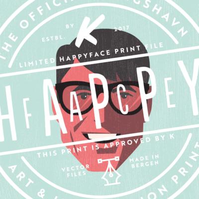KONGSHAVN - Happyface