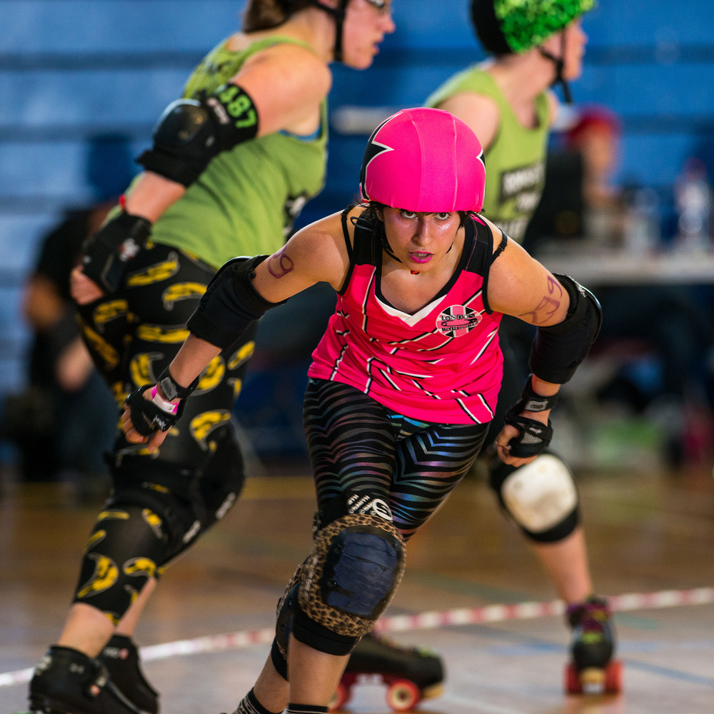 Roller Derby Photography -