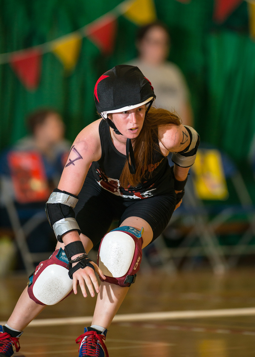 Roller Derby Photography - Jur-ass-kick Park PCRG vs Dorset