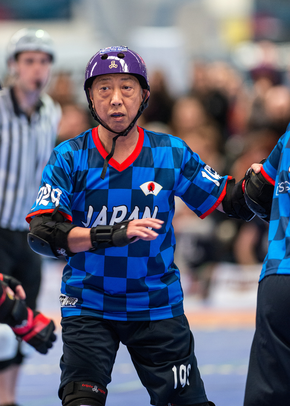 Roller Derby Photography - MRDWC - Japan Group Bout Highlights