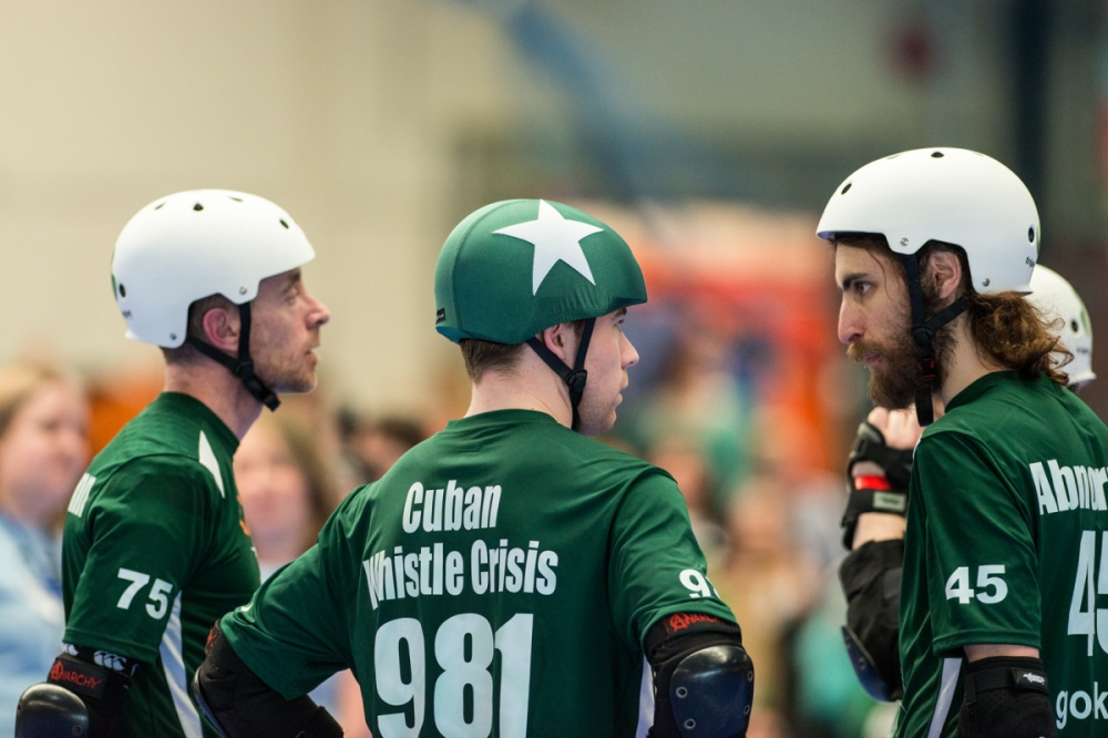 Roller Derby Photography - MRDWC - Ireland Group Bout Highlights