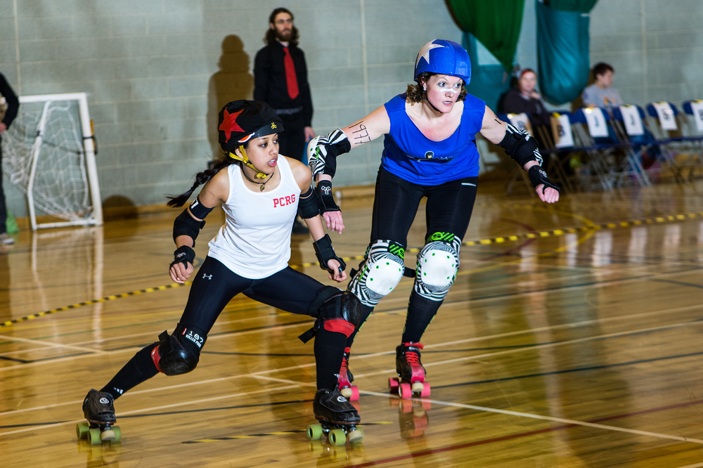 Roller Derby Photography - Windsor Crown Duels v Plymouth City Roller Girls A/B