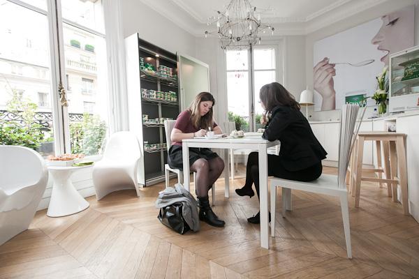 Julie Boogaerts Styliste Photo - DR Activia