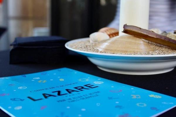 Julie Boogaerts Styliste Photo - DR Lazare restaurant
