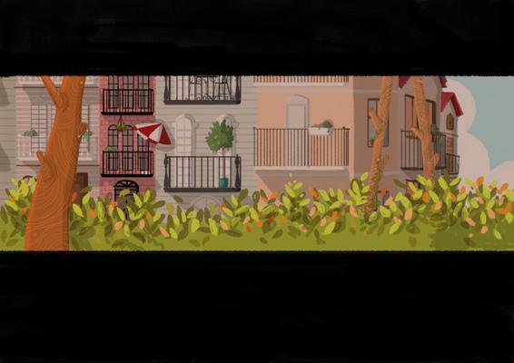 ipek konak - movie background