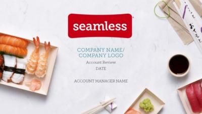 Stacy Reilly Design - Grubhub Seamless