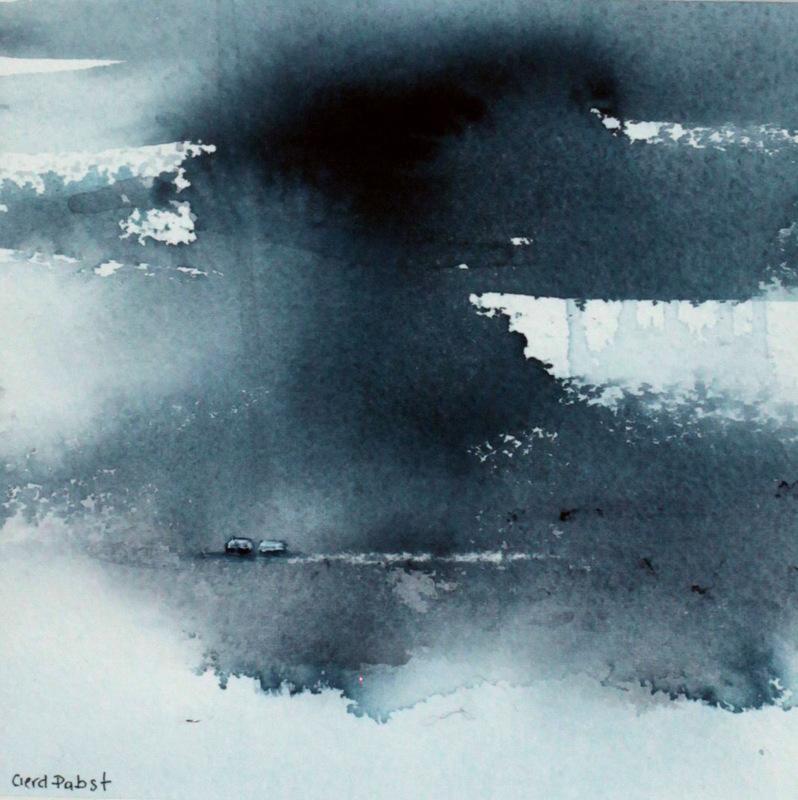 Gerd Pabst - Dramatiskt landskap