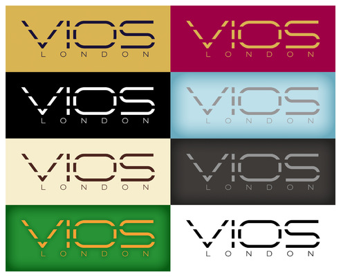 Will Dawes.design - VIOS London branding designs