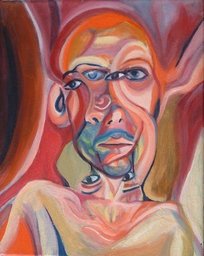 Pinturas, dibujos y grabados - Tus ojos me miran