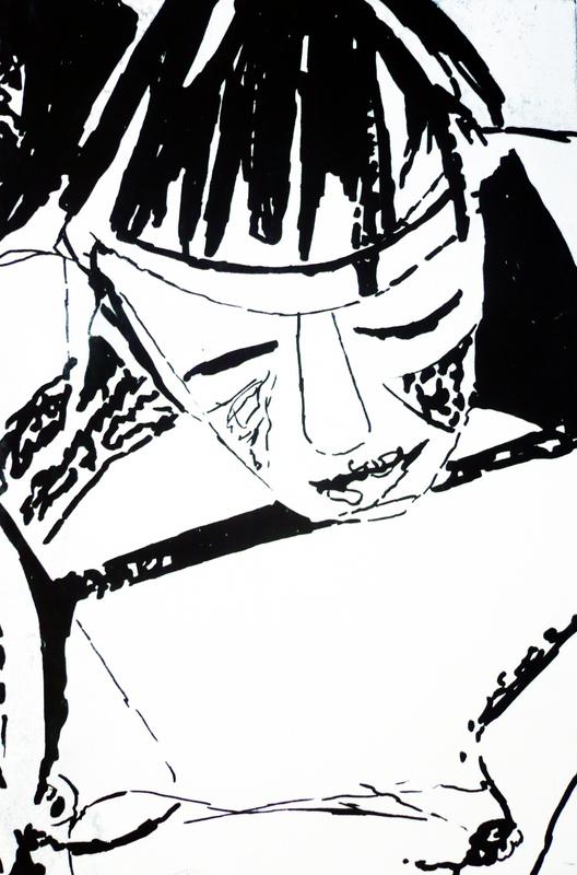Pinturas, dibujos y grabados - Japonismo I