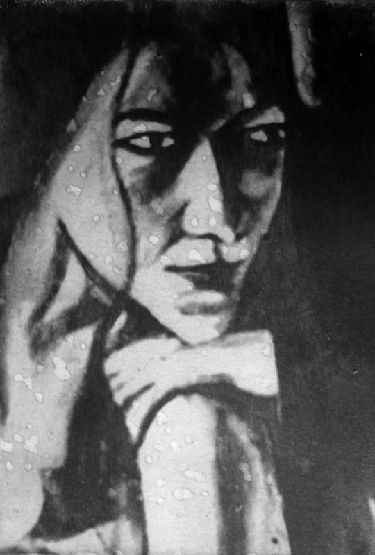 Pinturas, dibujos y grabados - Cristalización