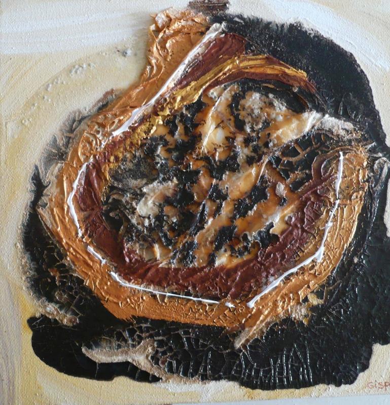 Pinturas, dibujos y grabados - Danza circular