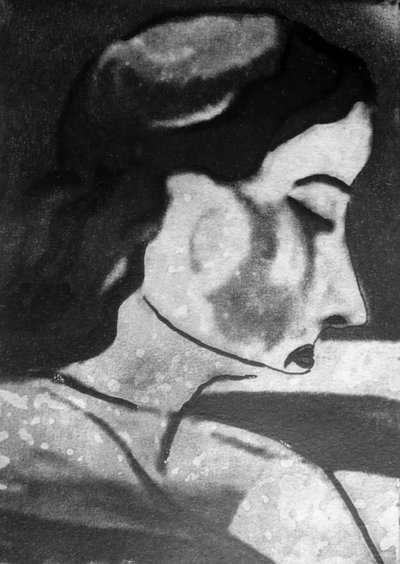 Pinturas, dibujos y grabados - Tres corazones