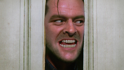Marko Ivanovic - Jack Nicholson Portrait - The Shining