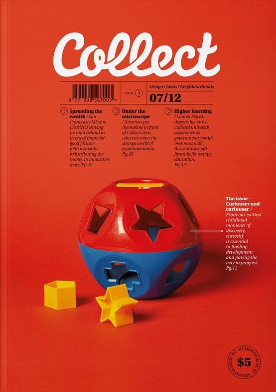 PEDRO SOTTOMAYOR DESIGN INDUSTRIAL - MAG in Collect magazine #9