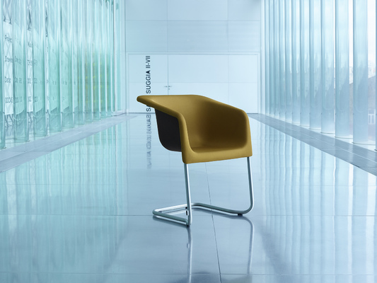 PEDRO SOTTOMAYOR DESIGN INDUSTRIAL - ADAGIO New NAUTILUS chair for Casa da Música