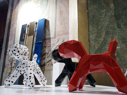 PEDRO SOTTOMAYOR DESIGN INDUSTRIAL - PUPPY / UPGRADE Projects for Material Matters exhibition
