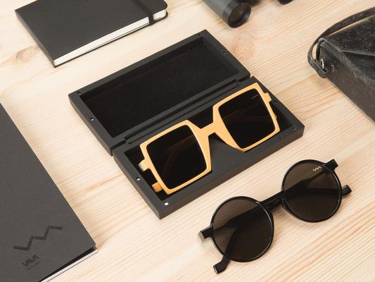 PEDRO SOTTOMAYOR DESIGN INDUSTRIAL - VAVA BOX Packaging for VAVA eyewear