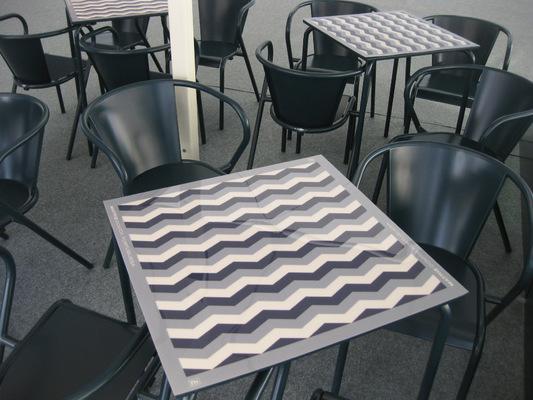 PEDRO SOTTOMAYOR DESIGN INDUSTRIAL - LISBON TERRACES Plan forLisbon City Center terraces