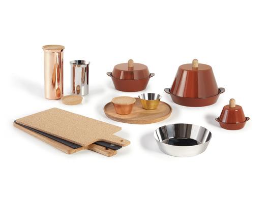 PEDRO SOTTOMAYOR DESIGN INDUSTRIAL - MÈZË Cooking and Tableware range