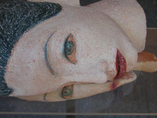 Anna Soremsky - Geteilter Kopf