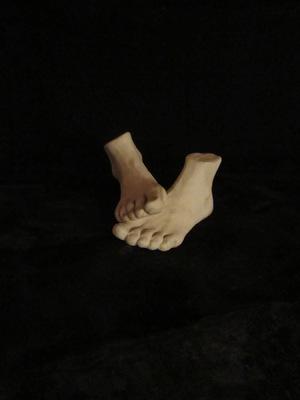 Anna Soremsky - Füße