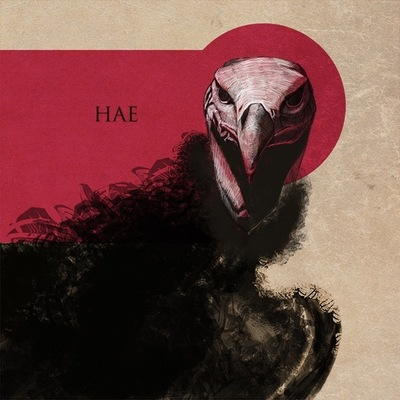 Haematinon - Fine Art, Design and Illustration - Bestiary Project: The Vulture