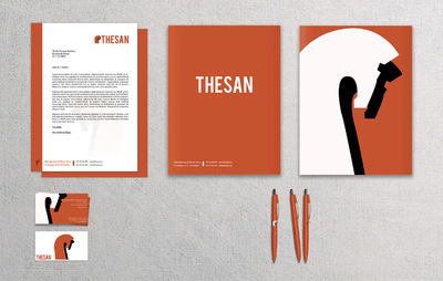 Haematinon - Fine Art, Design and Illustration - Thesan Identity Project