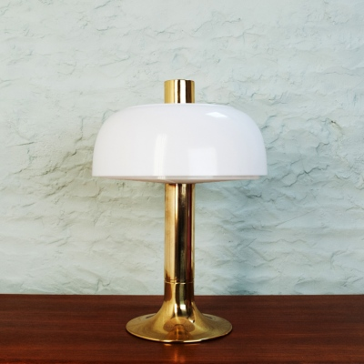 Perlapatrame - meubles - objets - vintage - LAMPE B205 H A JAKOBSSON