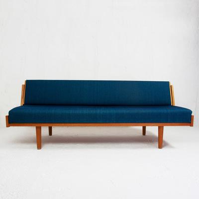 Perlapatrame - meubles - objets - vintage - daybed hans wegner getame vintage scandinave