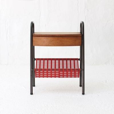 Perlapatrame - meubles - objets - vintage - CHEVET MIAMI JACQUES HITIER