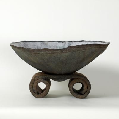 Perlapatrame - meubles - objets - vintage - VASQUE GISELE BUTHOD GARCON