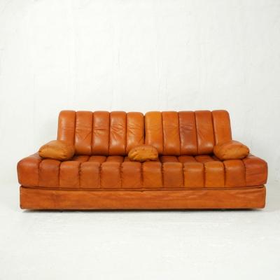 Perlapatrame - meubles - objets - vintage - CANAPE DE SEDE DS85