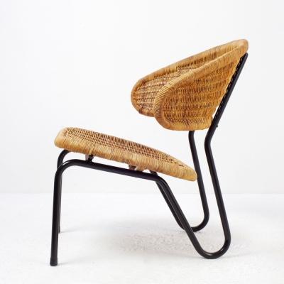 Perlapatrame - meubles - objets - vintage - FAUTEUIL 568 DIRK V SLIEDREGT