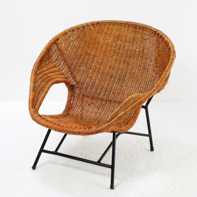 Perlapatrame - meubles - objets - vintage - FAUTEUIL 600 DIRK V. SLIEDREGT