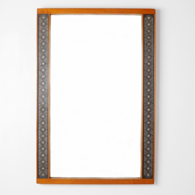 Perlapatrame - meubles - objets - vintage - MIROIR H A JAKOBSSON
