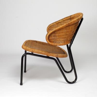 Perlapatrame - meubles - objets - vintage - FAUTEUIL 568 D VAN SLIEDREGT