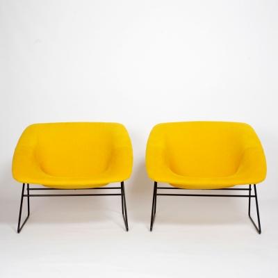 Perlapatrame - meubles - objets - vintage - FAUTEUILS CORB A.R.P.