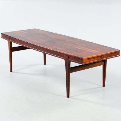 Perlapatrame - meubles - objets - vintage - TABLE BASSE J. ANDERSEN