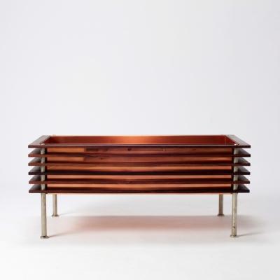Perlapatrame - meubles - objets - vintage - JARDINIERE SUEDOISE 1960s