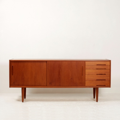 Perlapatrame - meubles - objets - vintage - ENFILADE TRENTO NILS JONSSON