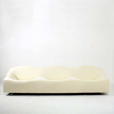 Perlapatrame - meubles - objets - vintage - SOFA ABCD PIERRE PAULIN