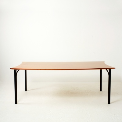 Perlapatrame - meubles - objets - vintage - GRANDE TABLE NANNA DITZEL