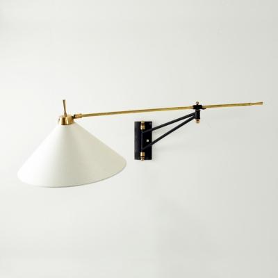 Perlapatrame - meubles - objets - vintage - APPLIQUE CONTRE-POIDS 1950s