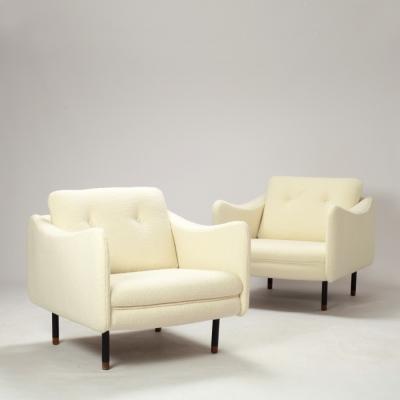 Perlapatrame - meubles - objets - vintage - PAIRE TECKEL MICHEL MORTIER
