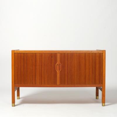 Perlapatrame - meubles - objets - vintage - ENFILADE BOADAFORS SUEDE 60s