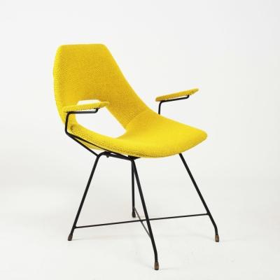 Perlapatrame - meubles - objets - vintage - FAUTEUIL AUGUSTO BOZZI