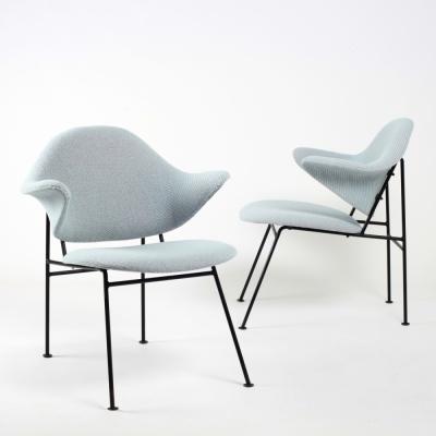Perlapatrame - meubles - objets - vintage - PAIRE DE FAUTEUILS THONET